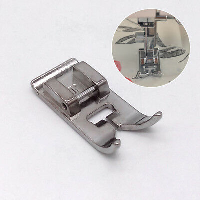 Universal Pro Domestic Sewing Machine Clip On Zig Zag Standard Presser Foot New