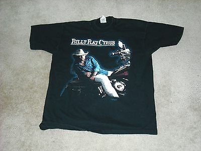vintage 1997 BILLY RAY CYRUS  FAN FAIR concert t-shirt. size XL. very rare.