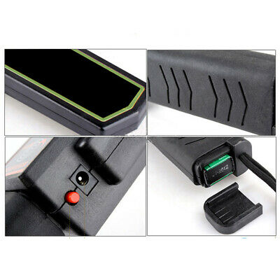 Portable Hand held Security Detector Scanner Test Wand Airport Scanner MD3003B1