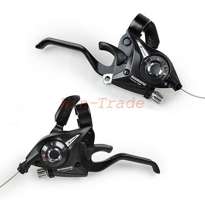 Shimano ST-EF51-7/ EF51-8 MTB Bike Bicycle 3x7/8 Speed Brake Shifter Combo Lever