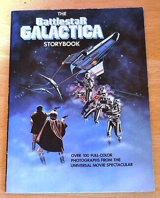 Battlestar Galactica Official Poster Magazines# 1 and 3 & Storybook - Paperback