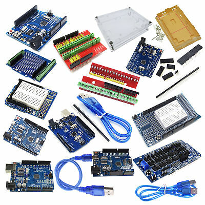 Mega2560 UNO R3 ATmega328P ATemga2560-16AU Board CH340G/FT232 Chip Arduino UK