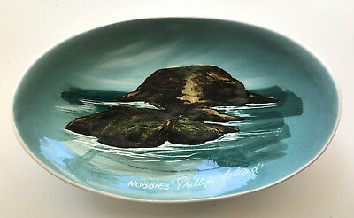 Studio Anna Australian Pottery Nobbies Phillip Island bowl signed on base