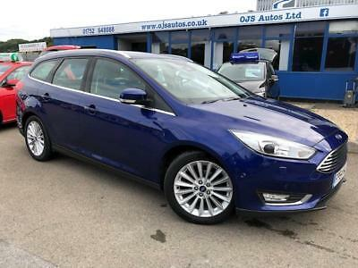 Ford Focus Titanium X Tdci Estate 1.5  Diesel
