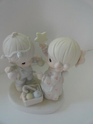 Vintage Precious Moments 1992 You Are My Favorite Star Figurine  -527378