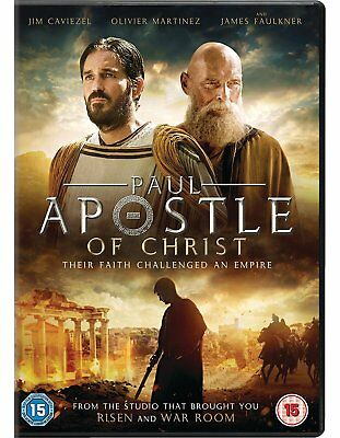 Paul Apostle of Christ DVD  BRAND NEW