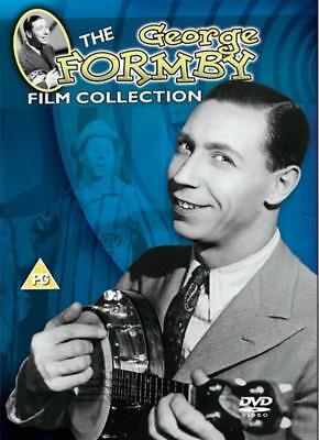George Formby Film Collection (Box Set) DVD  BRAND NEW