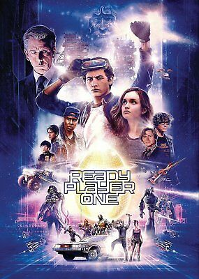 Ready Player One (2018) DVD  BRAND NEW