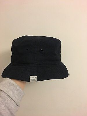e329bc67ce2 NORSE PROJECTS BUCKET Hat - Navy Blue - Small Medium - £25.00 ...