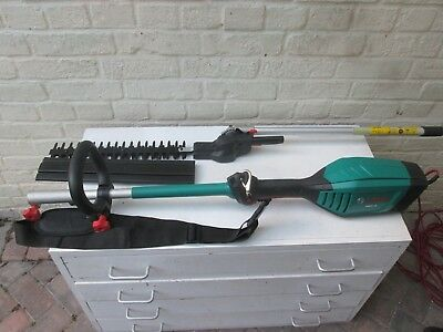Bosch AMW10 HS Pole Multi-Tool with Hedge Trimmer Attachment - COLLECTION ONLY
