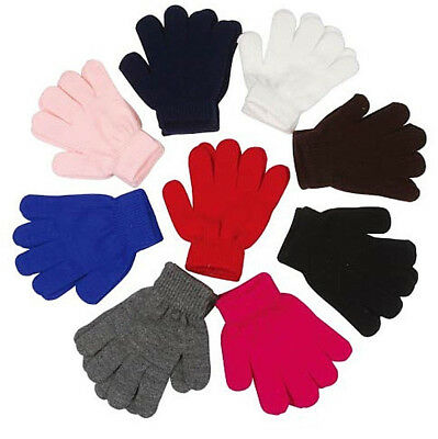 Children's Magic Gloves, Simple Affordable Everyday Gloves,  Great Colors