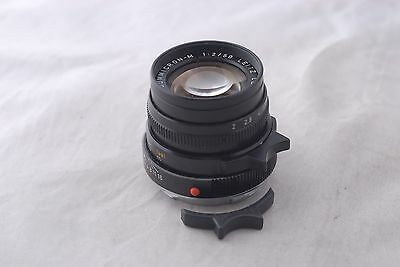 2 x Leica M Camera Lens Focusing Handle for Summicron 50mm f/2.0 in Mint Cond.