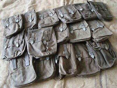 East German Army/Military Magazine Pouch