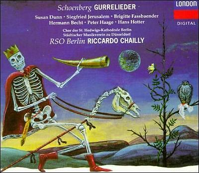 Schoenberg: Gurrelieder - New Factory Sealed 2 CD and Booklet Set