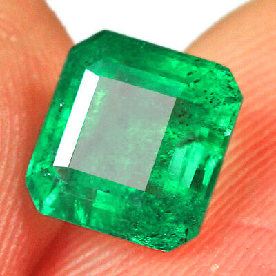 0.9Ct Grade Green Emerald 100% Natural Collection Retail Price $1000 UQMD146