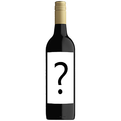 RRP $199! AU Mystery Merlot Red Wine Export Only Mystery Case 2016 (12x750ml)