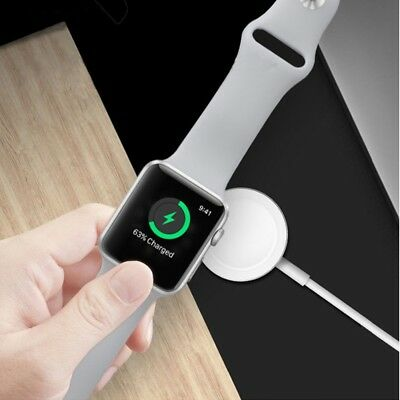 EIMO Wireless Charger for Apple Watch Series 4/3/2/1 Certified Magnetic 1M Cable