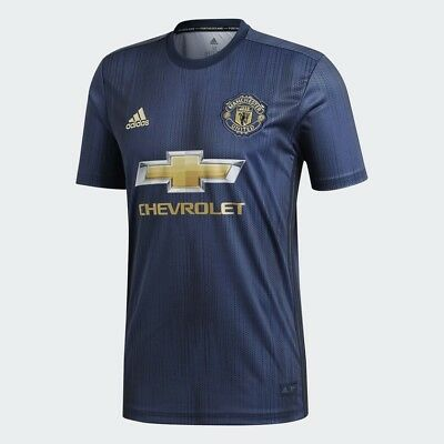 BNWT Mens Manchester United Third Shirt 2018/19 - Extra Large (XL) - UK SELLER