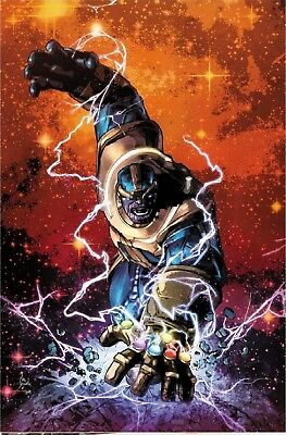 Thanos Legacy 1 Nycc 2018 Mike Deodato Exclusive Virgin Color Variant Nm