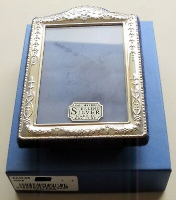 Small Sterling Silver Picture Frame By Carrs of Sheffield 1997