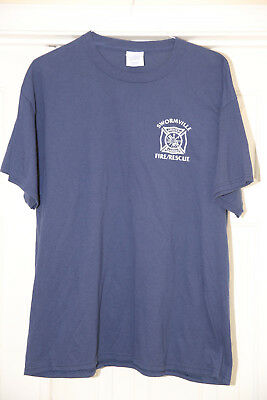 Swormville Fire Rescue Amherst Clarence NY XL T-Shirt