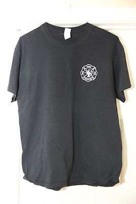 Fire Rescue EMT Police (First Responders) LG T-Shirt