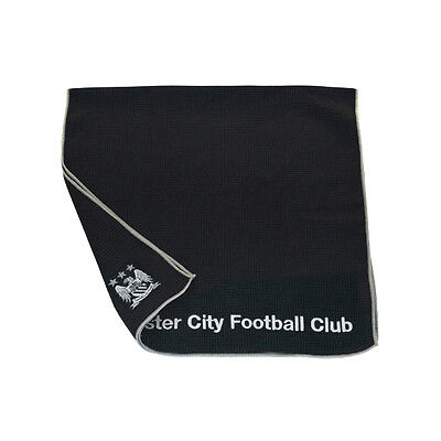 Manchester City Aqua-Lock Caddy Golf Towel - New Official Licensed Product