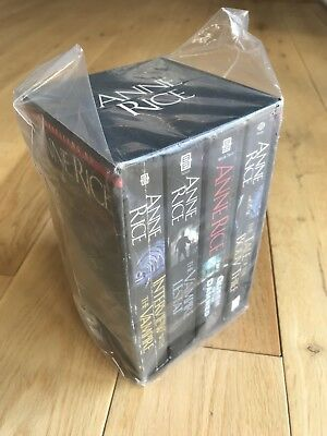 """Anne Rice """"The complete Vampire Chronicles"""" box set"""