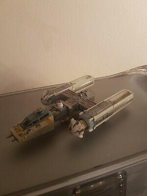 Star Wars Y Wing Figther Star Fleet Micro Machines!Top Modell!