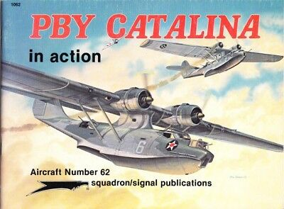 Squadron Signal Aircraft 62 PBY Catalina in action ( Luftwaffe 2. Weltkrieg )