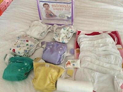 Bambino Miosolo reusable nappies