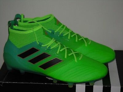 purchase cheap 13ae6 a37f9 Adidas Ace 17.1 Primeknit Fg Football Boots Top Of Range New Uk 8.5 E42 2