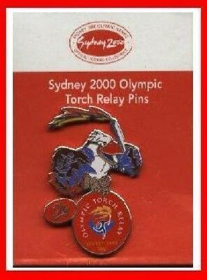 1TF 201# * SYDNEY 2000 OLYMPIC GAMES * Torch Relay - Mascot Olly *