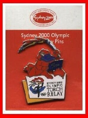 1TF 250# * SYDNEY 2000 OLYMPIC GAMES * Torch Relay - Mascot Syd *