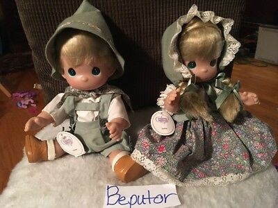 Precious Moments Hansel And Gretel SUPER RARE New NWT Only Ones On Internet