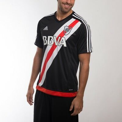 River Plate Shirt by Adidas 100% Official Adidas Shirt BNWT Adult's Size S small