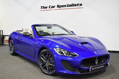 Maserati Grancabrio 4.7 GRANCABRIO MC CENTENNIAL EDITION LOW MILES INTERIOR AND
