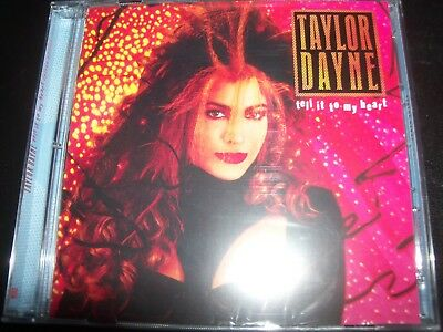 Taylor Dayne Tell It To My Heart – Deluxe Edition 2 CD With Remixes – New