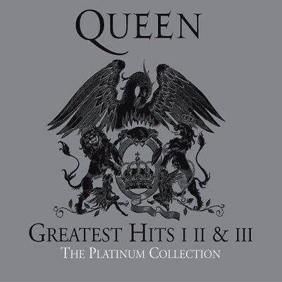 Queen - The Platinum Collection  3Cd