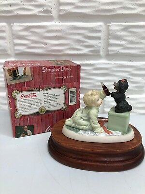 Coca-Cola Simpler Days 1999 The Thought of Your Friendship Brings a Smile 578746
