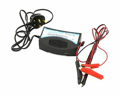 Streetwize Car & Motorcycle Automatic Trickle Battery Charger for Gel / Lead ...