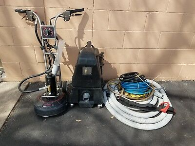 Rotovac 360 and CFX extractor Kit