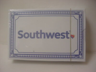 New, Sealed Deck of Playing Cards From Southwest Airlines
