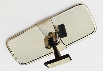 Classic Car Universal Self Adhesive Fixing Interior Rear View Mirror