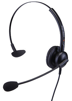 NEC M740, M760, SL1000 Digital, SL1000 IP, SL1100, SL1100 IP Phone Headset