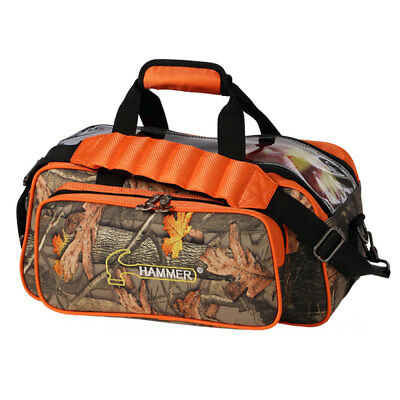 Bowling Ball Tasche Hammer Hammerflage Camo 2 Ball Tote Double Bag Bowlingkugeln