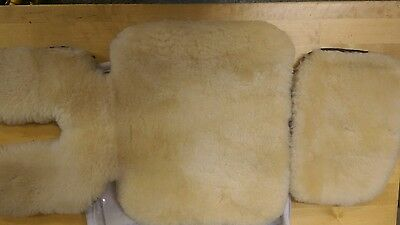 Bowron Strollerfleece 100% natural lambskin for carseat stroller, another one
