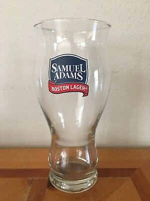 "Sam Samuel Adams  ""For The Love of Beer""  16 oz Glass 1984 ❤️"