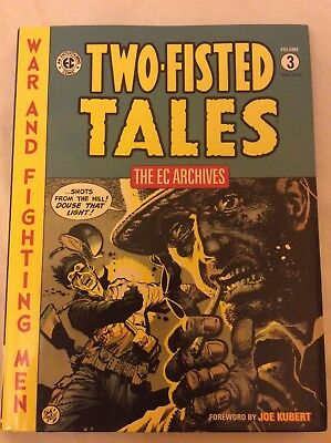 THE EC ARCHIVES: TWO-FISTED TALES VOL 3 HC - Dark Horse Books, 2014