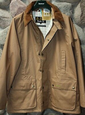 Barbour Gamefair Jacket Coat Lightweight MWB0525CM51 Extra Large XL UK Sizing